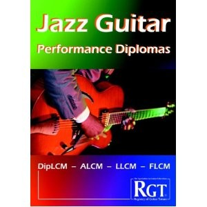 RGT Jazz Guitar Performance DipLCM