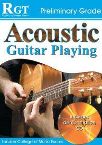 Preliminary Acoustic Guitar Exam