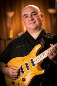 Guitar tutor Pete Farrugia