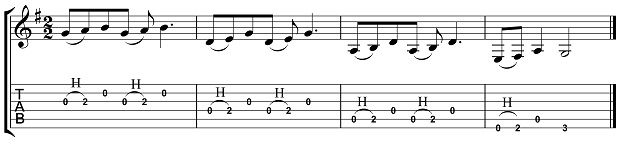 RGT Country Mood Lesson Exercise 2