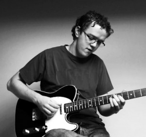Guitar Tutor Jamie Holroyd
