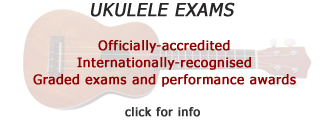 graded ukulele exams