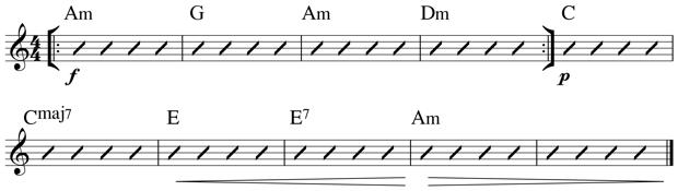 RGT Grade 1 Performance Rhythm 1